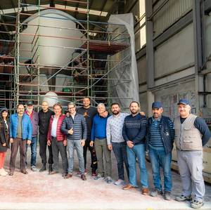 Shipbuilding: Former NBA Star Tony Parker's Yacht Takes Shape in Turkey