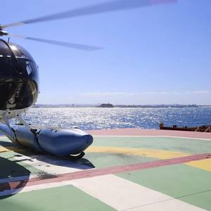 Babcock Wins Newcastle Helicopter Marine Pilot Contract