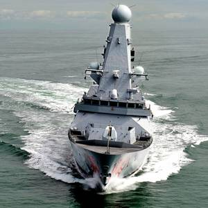 UK Team to Resolve Type 45 Destroyer Power Issues