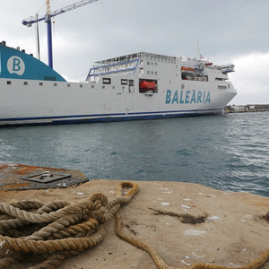 LNG Switch for first of six Baleària Ferries