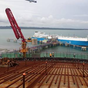 Panama Imports Its First LNG Cargo