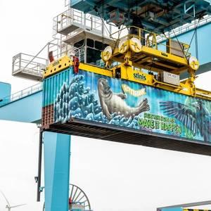 Rotterdam Port Joins Noah's Train