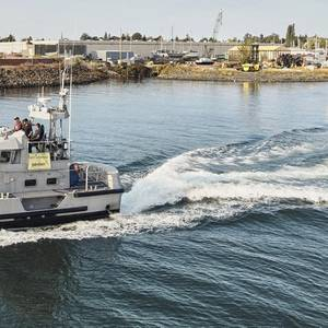 US Coast Guard Surf Boats: Service Life Extension