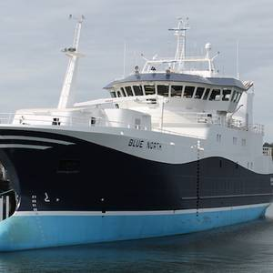 New Vessel Aims to Transform the Fishing Industry