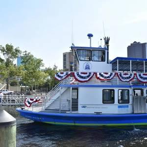 Hampton Roads Transit Christens New Ferry