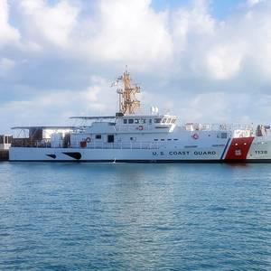 Bollinger Delivers USCGC Harold Miller