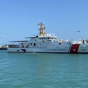 Bollinger Delivers USCGC Myrtle Hazard