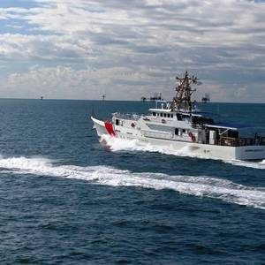 USCG Awards Four More Fast Response Cutters to Bollinger Shipyards
