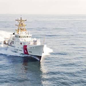 Bollinger Delivers USCGC Glen Harris