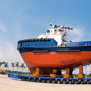 Tug Pair Launched for Boluda Towage Europe