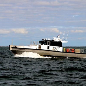 Brazos Pilots to Christen New Pilot Boat