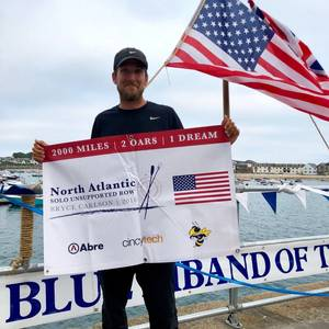 Cincinnati Teacher Completes Record trans-Atlantic Row