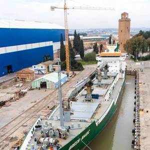 Guadalquivir Completes Repair of Two Vessels