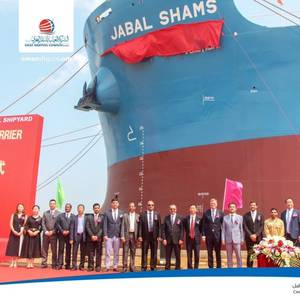 Oman Shipping Adds Jabal Shams