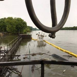 USCG Responds to Three Tugboats Sinking