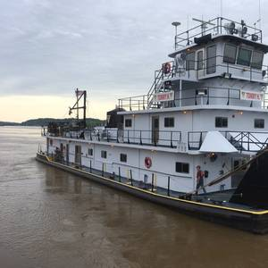 Campbell Acquires Barges, Towboats from ACBL