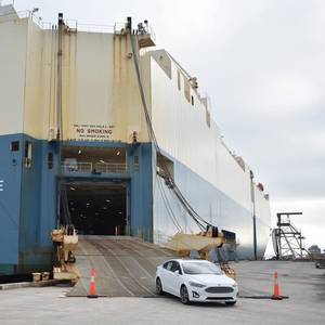 Port Canaveral Launches RO/RO Division