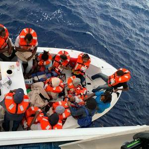 Cruise Ship Makes Rescue off Florida