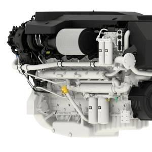 Caterpillar Marine Unveils C32B 2433 MHP Engine
