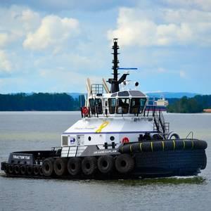 New Tug Joins Harley Marine Fleet