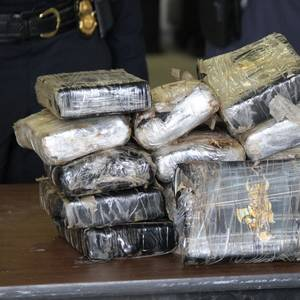 Cocaine Seized From Bulker Anchored Near Annapolis