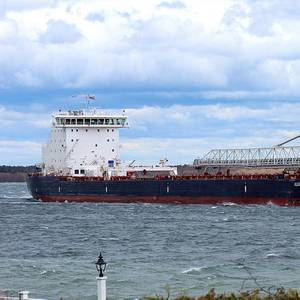 Great Lakes-Seaway Shipping Boosted in June