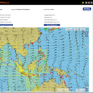 ChartWorld Launches Voyage Planning Platform