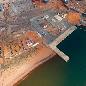 Wheatstone LNG Facility Exports First Cargo to Japan
