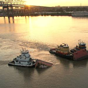 ACBL to Pay Over $2 Million for Mississippi River Oil Spill