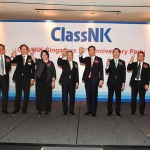 ClassNK Singapore Celebrates 50 Years