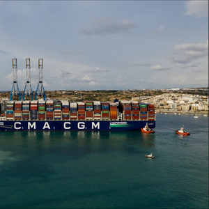 CMA CGM to Expand LNG-powered Fleet to 26 Ships