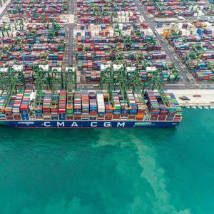 CMA CGM to Expand LNG-powered Fleet to Transpacific Route