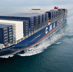 CMA CGM will not use the Northern Sea Route