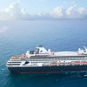 CMV Group Buys Vessel from P&O Cruises