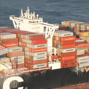 Chemicals Found on Dutch Beach after Container Spill