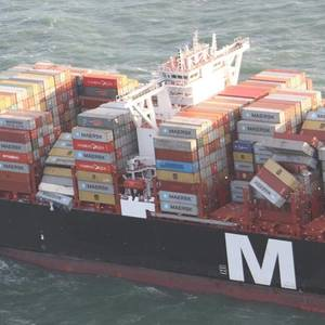 Dutch Authorities Demand Clean-Up Costs From MSC Line