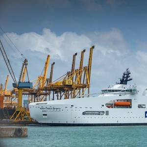Shipbuilding: Cable Layer Delivered to Japan