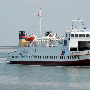 Wärtsilä LNG Refit for Münsterland Ferry