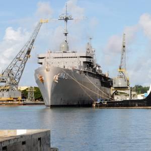 Guam Shipyard Settles EPA Pollution Violations