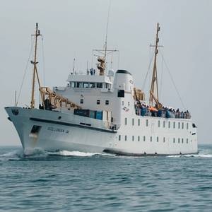BMT Wins Isles of Scilly Steamship Design Deal