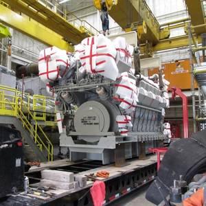 PA6B Engine Shipped to FMM for Install on Royal Saudi Navy Ship