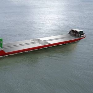 The Shipping Industry Embraces Battery Power