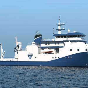 Glosten to Design, Freire Shipyard to Build MBARI's New Research Vessel
