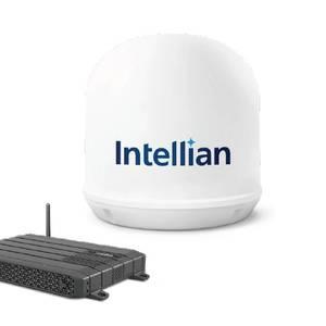 Intellian, Inmarsat Launch New FleetBroadband Terminals
