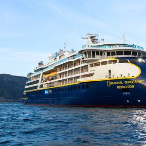 National Geographic Resolution Delivered to Lindblad Expeditions