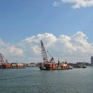 $35M for Boston Harbor Dredging Project