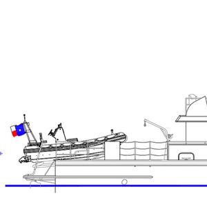 AAM Wins New Catamaran Contract