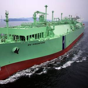 ABB to Power and Remotely Monitor LNG FSRU Vessel