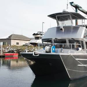 R/V Bob and Betty Beyster: New CAT For Scripps