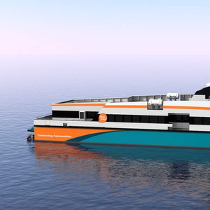 BMT Signs 43m Ferry Contract for Kitsap